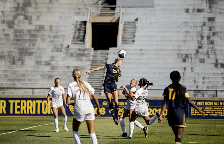 Photo of Cal Women's Soccer