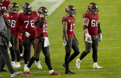 Photo of the Tampa Bay Buccanneers