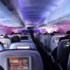 Image of airplane cabin