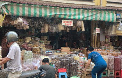 Photo of Vietnamese food markets