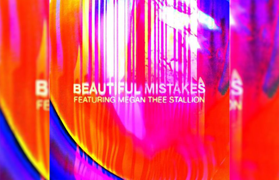 Cover of Beautiful Mistakes, ft. Megan Thee Stallion