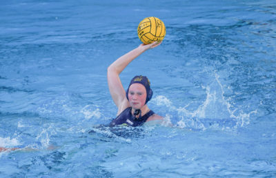 Photo of Cal Women's Water Polo Brigit Mulder