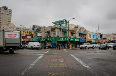 Photo of Oakland Chinatown