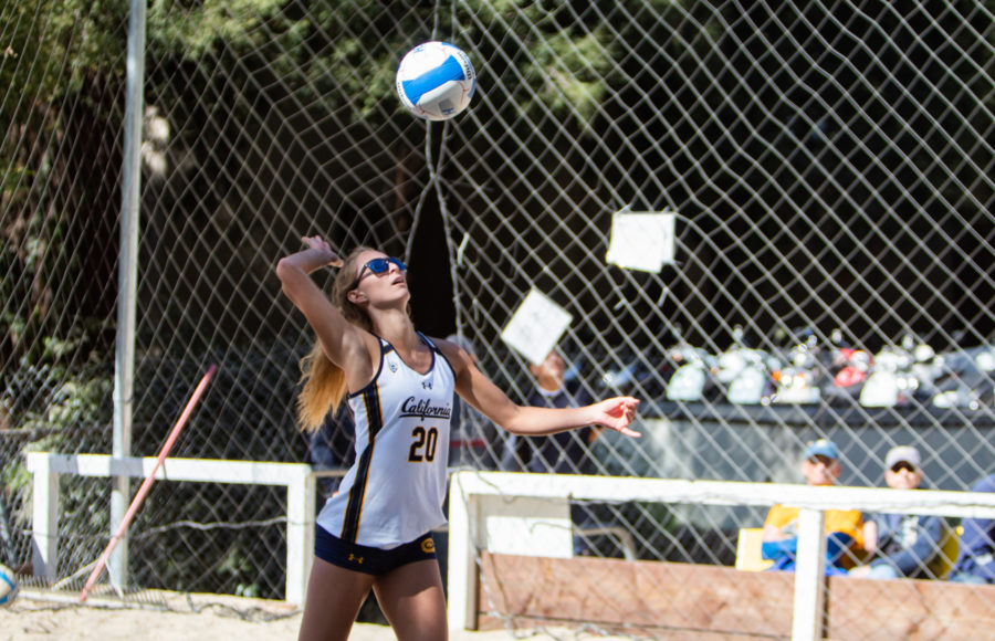 Image of Beach Volleyball player