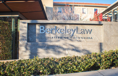Photo of Berkeley Law Building