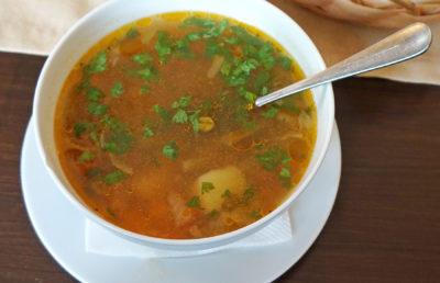 Photo of soup