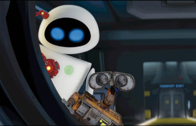 Photo of Wall-E