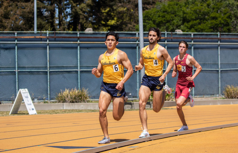 Image of track meet
