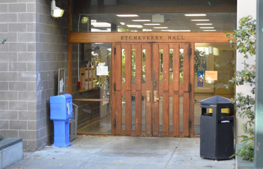 Computer stolen in strong-arm robbery at Etcheverry Hall