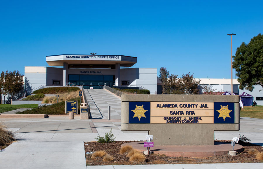 Photo of Alameda County Jail