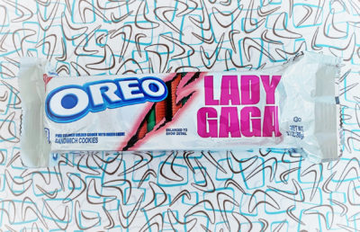 Photo of Lady Gaga Oreos