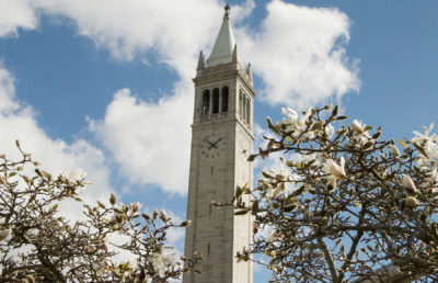 Photo of UC Berkeley Campus