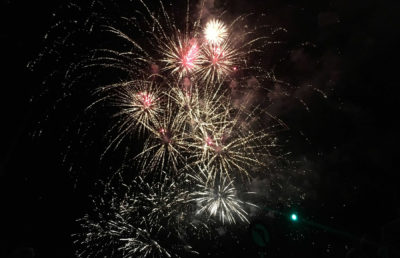 Photo of fireworks