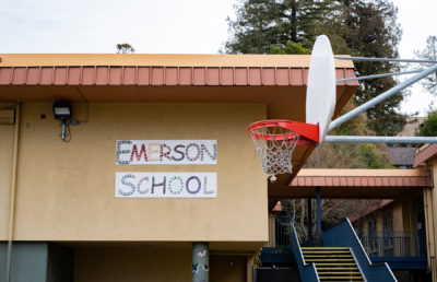 Photo of BUSD Emerson Elementary School