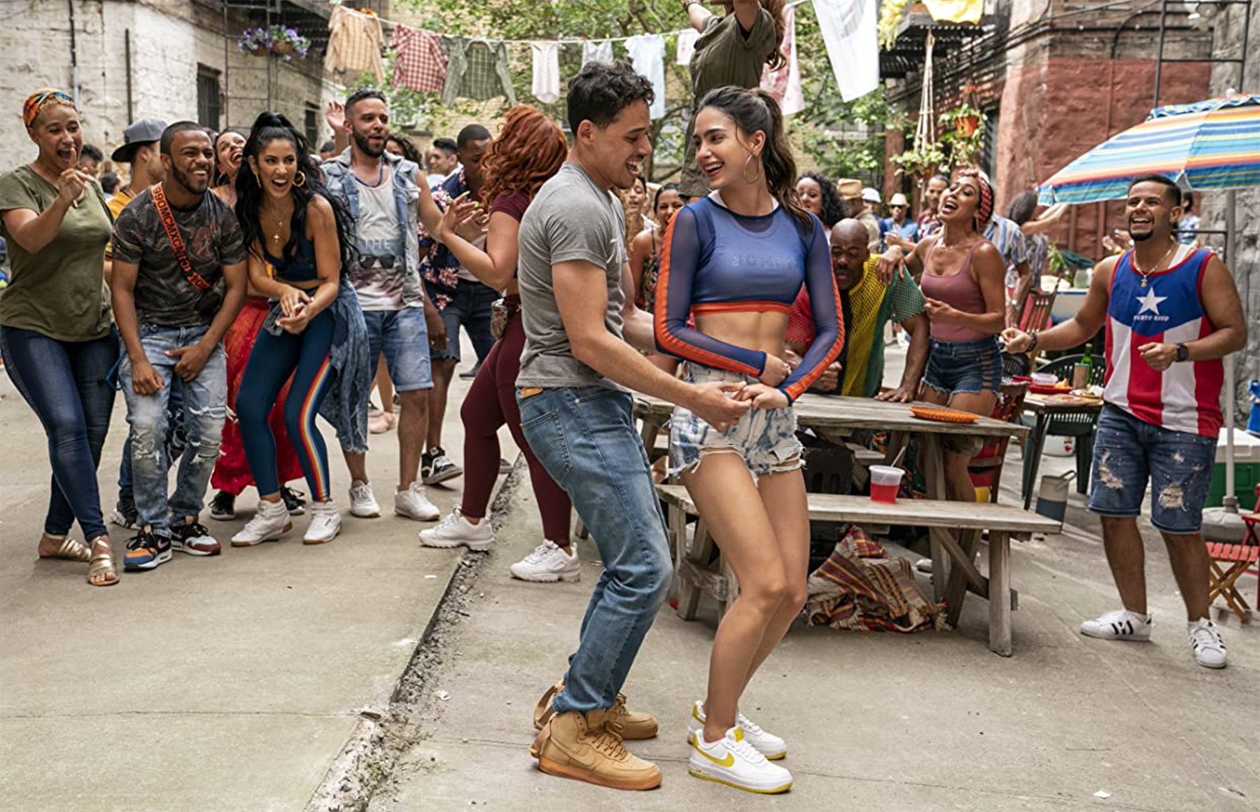 Do yourself a favor: Revel in 'In the Heights' on silver screen