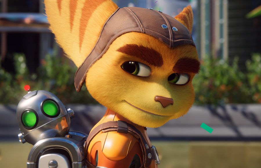 Photo of Ratchet & Clank game