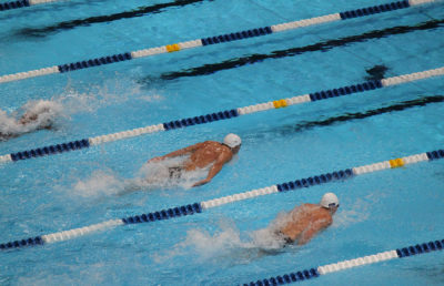 Photo of US Olympic Swimming Trials