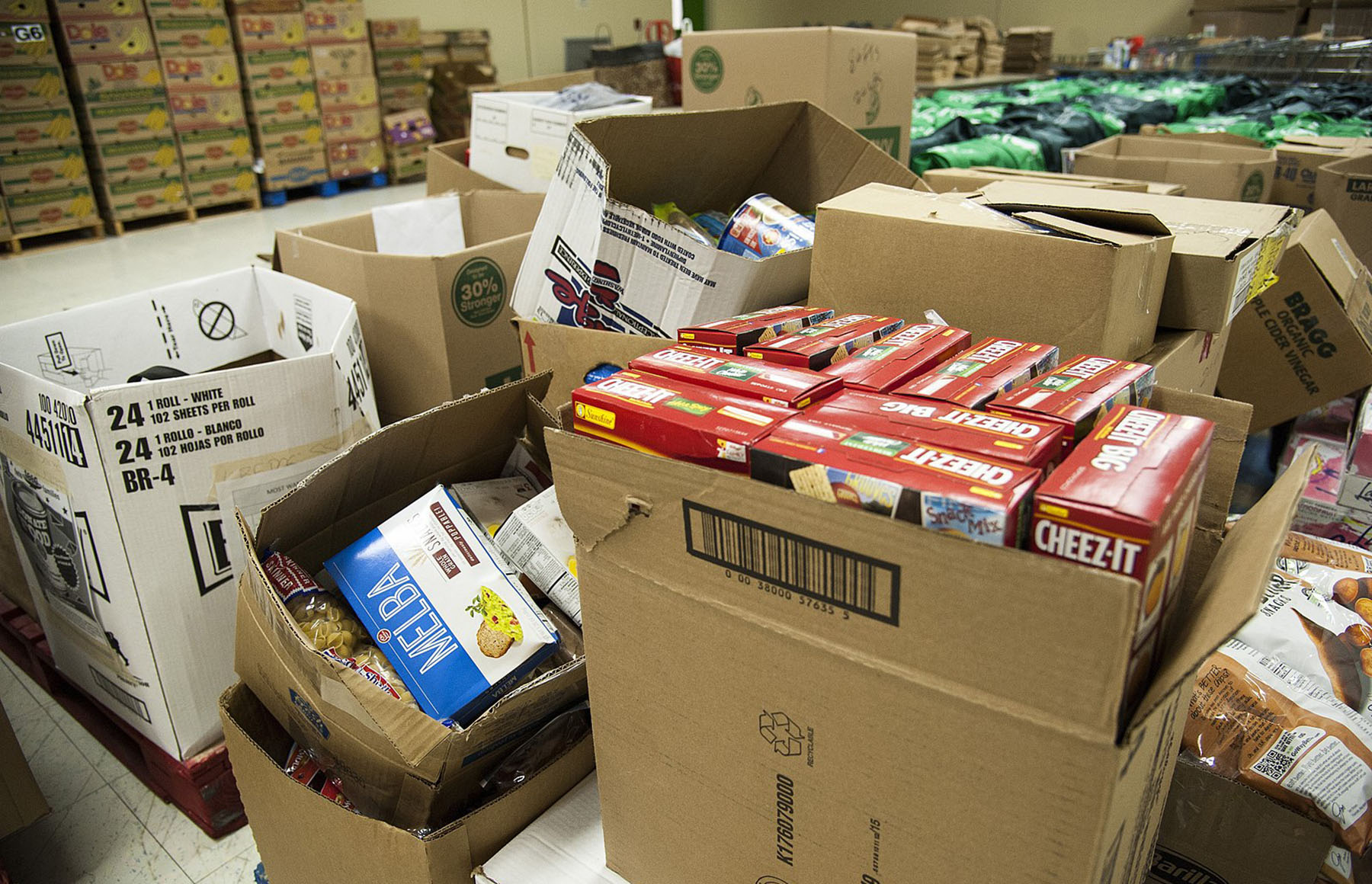 Not everything is back to normal at Berkeley Food Pantry sites