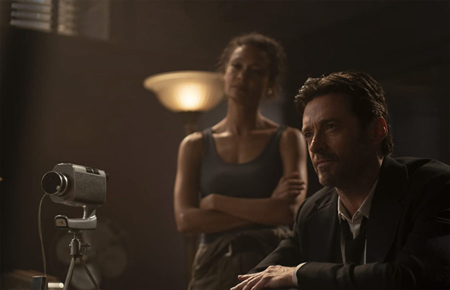 Still from the movie Reminiscence