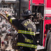 Photo of BFD truck