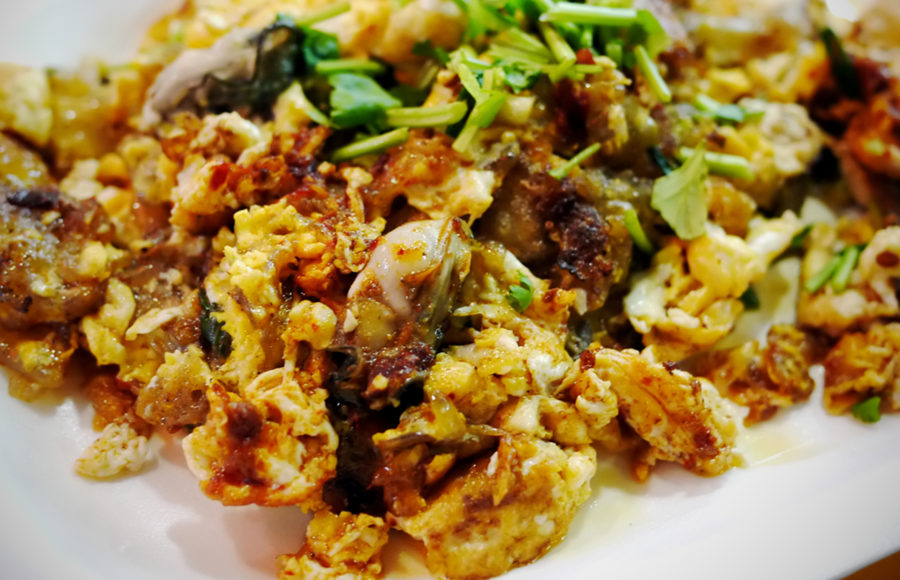 Photo of Oyster Omelette
