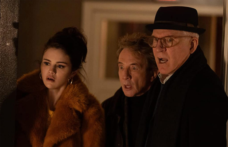 movie still from Only Murders