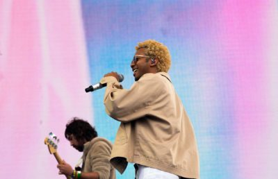 Photo of Toro Y Moi at the Second Sky Music Festival