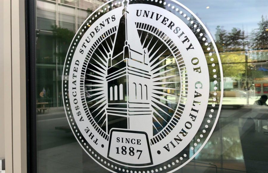 photo of the ASUC seal