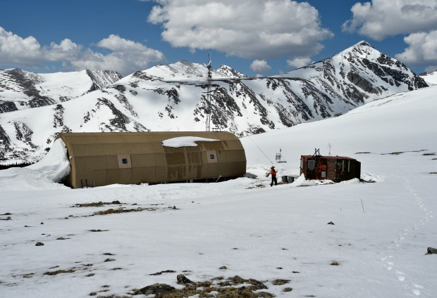 CU Boulder's Mountain Research Station home to some of the most important ongoing research in climate change