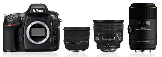 Best-lenses-for-Nikon-D800-dslr-camera