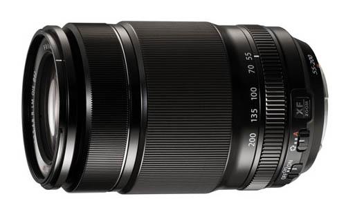 Fujifilm XF 55-200mm f3.5-4.8 R LM OIS lens specs