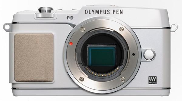 Olympus-PEN-E-P5-camera-white