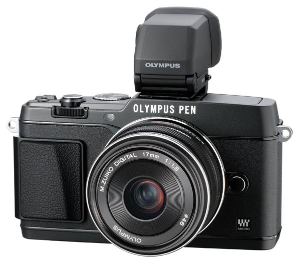 Olympus-PEN-E-P5-camera