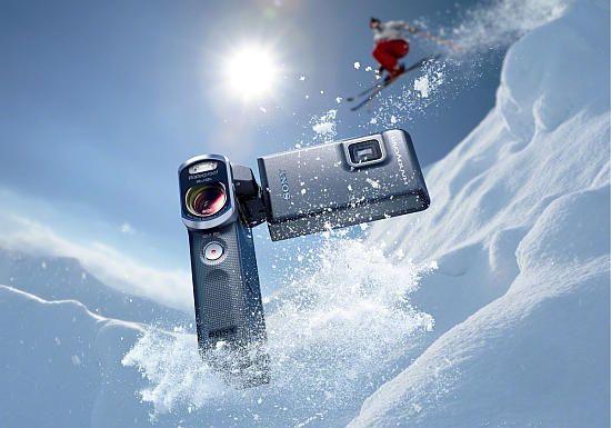 Sony Handycam HDR-GW66VE