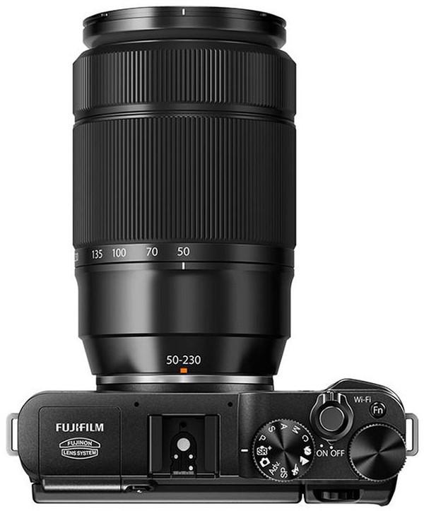 Fuji-X-A1 XC 50-230mm f/4.5-6.7 OIS lens