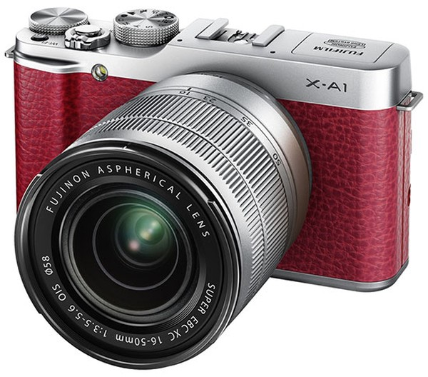 Fujifilm X-A1 review