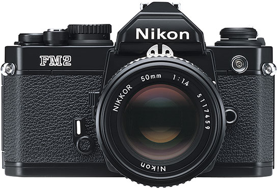 nikon-fm2-full-frame-mirrorless-camera