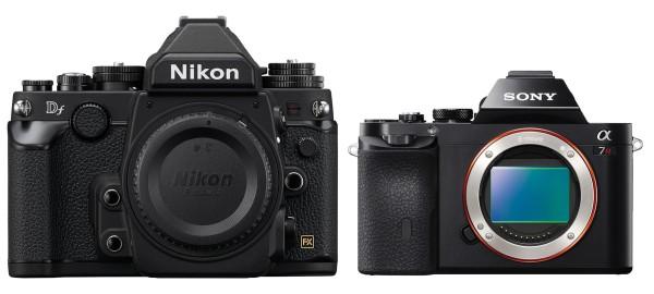 Nikon-Df-vs-Sony-A7-A7r