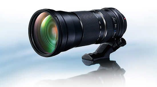 Tamron-SP-150-600mm-lens