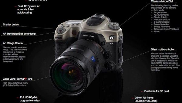 Hasselblad-HV-full-frame-camera