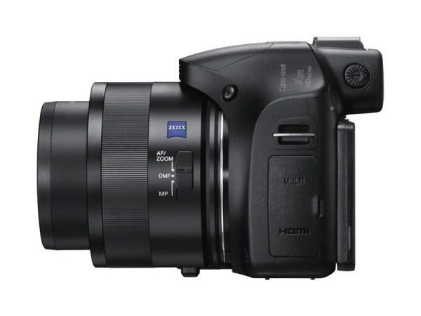 Sony-HX400-Side