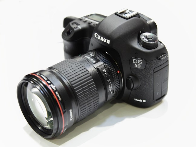 Canon EOS 3D Coming in 2015