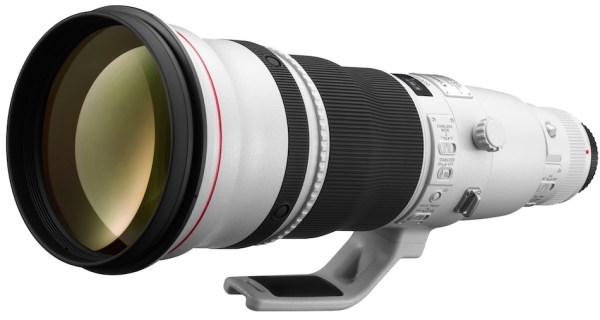 Canon EF 600mm f/4L IS III lens coming ahead of Photokina 2018