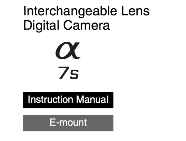 sony-a7s-users-manual