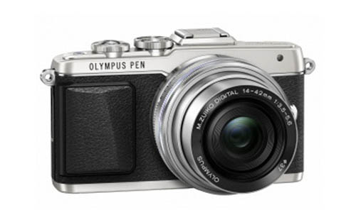 olympus-e-pl7-front