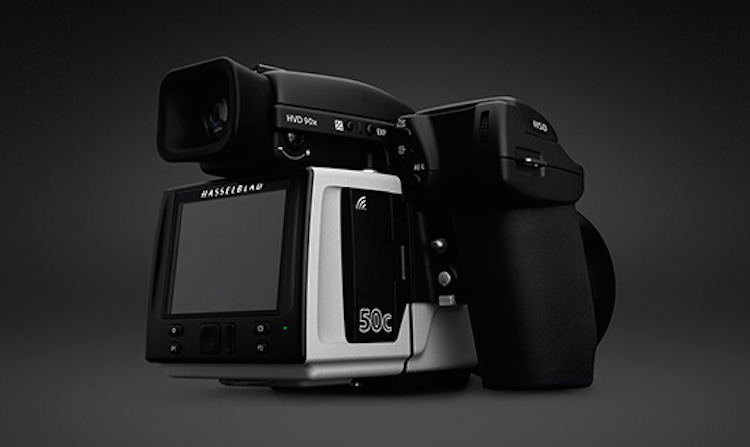 Hasselblad Announces Wi-Fi Enabled H5D-50c Medium Format