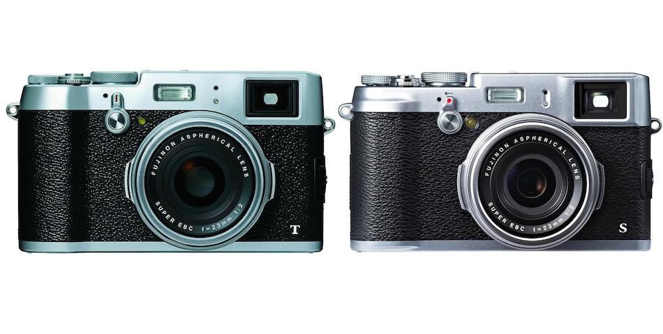 Fujifilm X100T Vs X100S Specifications Comparison