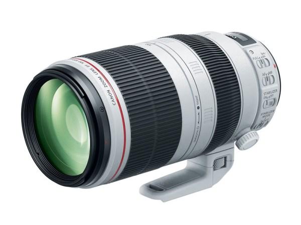 EF 100-400mm f/4.5-5.6L IS II