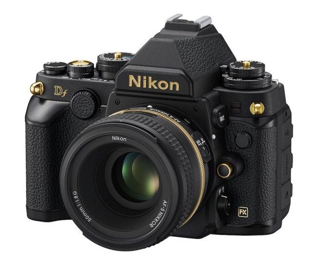 nikon-df-gold-edition