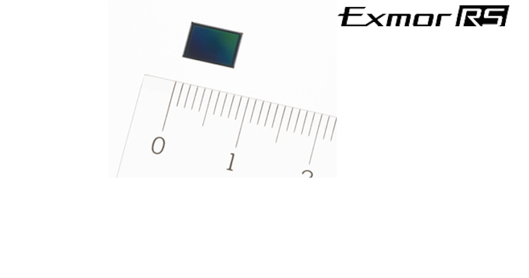 Sony Announces the First 21MP Exmor RS Stacked CMOS Image